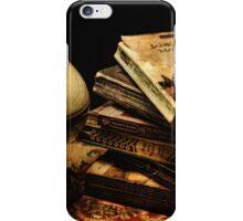 My Best Friend Jane iPhone Case/Skin