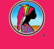 SOL SEBA: SEEKING SALVATION Womens Fitted T-Shirt