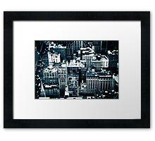 New York City Framed Print