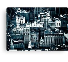 New York City Canvas Print