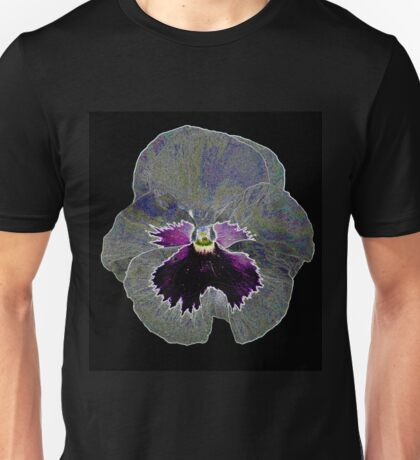 Dream of a pansy Unisex T-Shirt