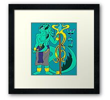 Wind (element of air) (2) Framed Print