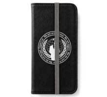 Anonymous seal  iPhone Wallet/Case/Skin