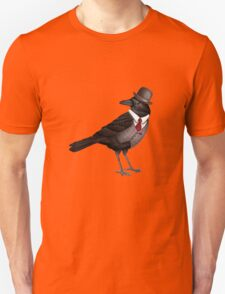 Mr. Crow On Payday Unisex T-Shirt