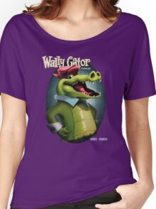 Wally Gator, the Remix Women's Relaxed Fit T-Shirt