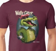 Wally Gator, the Remix Unisex T-Shirt