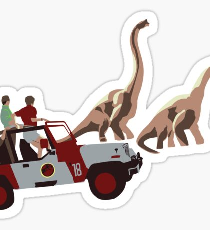 They Do Travel in Herds Sticker