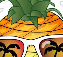 Pineapple summer! Sticker