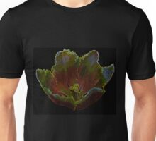 Digital image of a tulip Unisex T-Shirt
