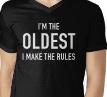Oldest  Mens V-Neck T-Shirt