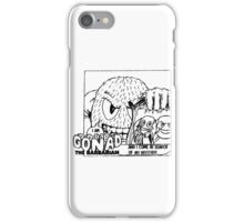 Gonad The Barbarian - Searching iPhone Case/Skin