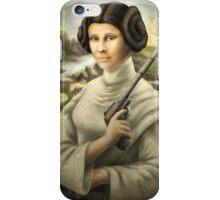 Mona Leia iPhone Case/Skin