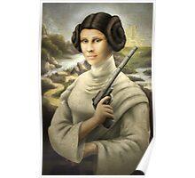 Mona Leia Poster