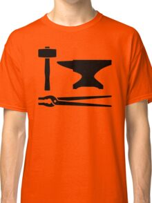 Blacksmith tools Classic T-Shirt