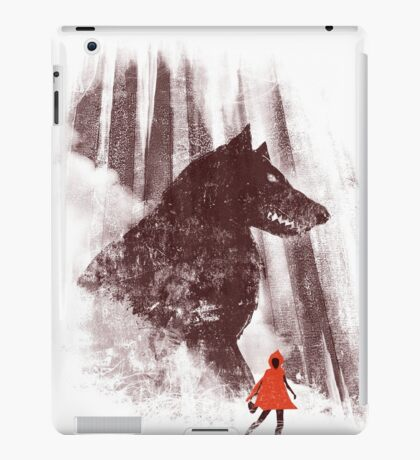 forest friendly iPad Case/Skin
