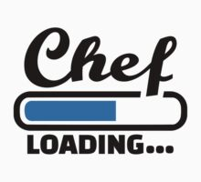Chef loading One Piece - Short Sleeve