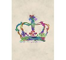 Crown Photographic Print