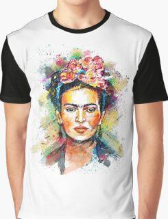 Kahlo Frida Graphic T-Shirt