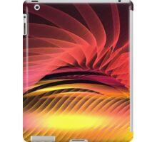 Solar Web iPad Case/Skin