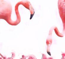 Proud Flamingo Sticker