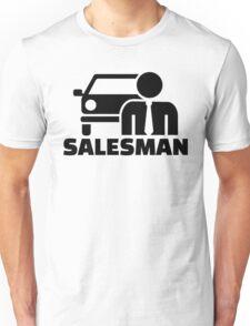 Car salesman Unisex T-Shirt