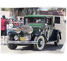 Cadillac La Salle Coupe Poster