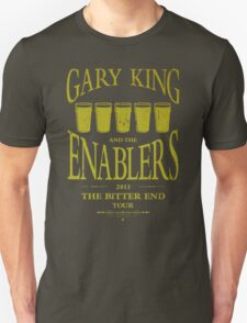 Gary King and the Enablers T-Shirt