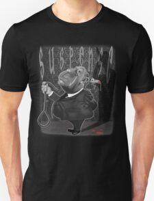 Suspense, Alfred Hitchcock T-Shirt