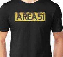 AREA 51 LOGO Unisex T-Shirt
