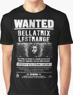 wanted bellatrix  Graphic T-Shirt