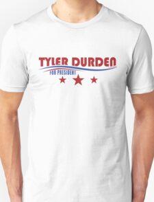 Tyler Durden for President Unisex T-Shirt