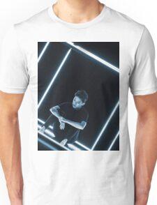AMBER - BORDERS Unisex T-Shirt