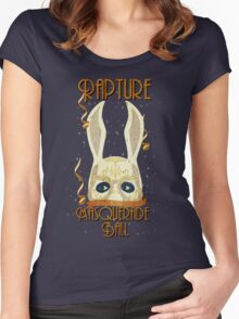 Rapture Masquerade Ball 1959 Women's Fitted Scoop T-Shirt