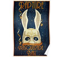Rapture Masquerade Ball 1959 Poster