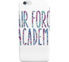 Air Force Academy iPhone Case/Skin