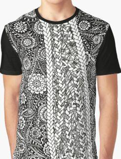 Braid Graphic T-Shirt