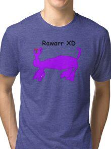 Rawarr XD Tri-blend T-Shirt