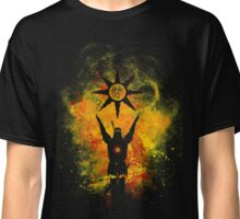 Praise The Sun Fire Classic T-Shirt