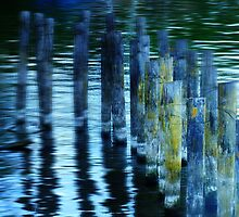 Old Jetty at The Holy Lake... by Angelika  Vogel