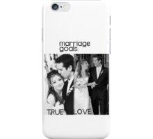 Alyson Hannigan & Alexis Denisof Marriage Goals iPhone Case/Skin