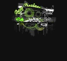 Analogue oldskool graffiti zine Unisex T-Shirt