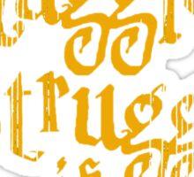 Harry Potter - Muggle Struggle Sticker
