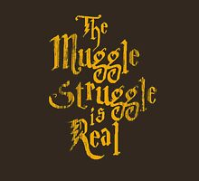 Harry Potter - Muggle Struggle Unisex T-Shirt