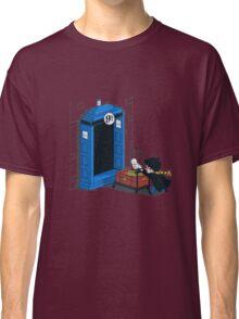Harry Potter - Tardis Classic T-Shirt