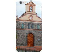 Church Door in Illuman iPhone Case/Skin