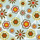 Floral Pattern by Sonia Pascual