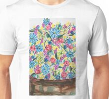 Colorful basket Unisex T-Shirt