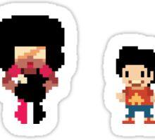 8 Bit Steven Universe! Sticker