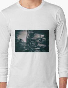 Railway Sidings Long Sleeve T-Shirt