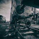 Railway Sidings by Nigel Bangert